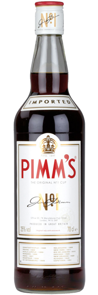 Pimm's No 1 Cup 25°
