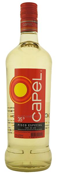 Pisco Capel 35°
