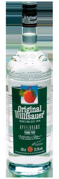 Pomme pure Original Willisauer 37°