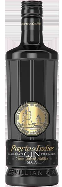 Puerto de Indias Black Edition Gin 40°