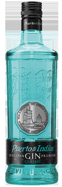 Puerto de Indias Classic Gin 40°