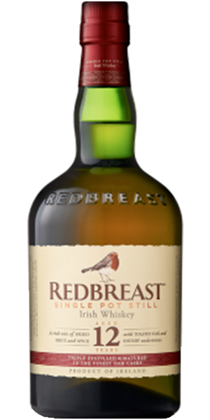 Redbreast 12 years 40°