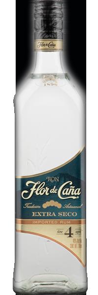 Ron Flor de Cana Extra 4y 40°
