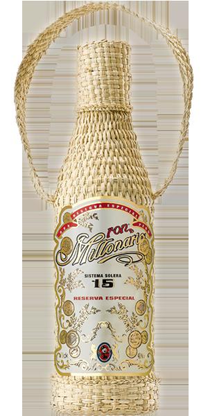 Rum Millonario Solera 15y Reserva Especial 40°