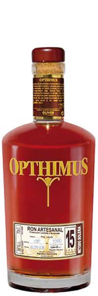 Rum Opthimus15 years 38°