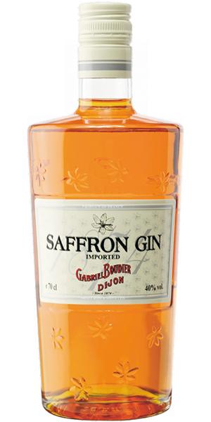Saffron Gin 40°
