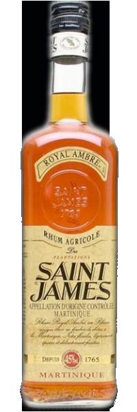 Saint James Rum Royal 45°