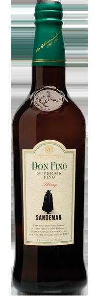 Sandeman Sherry Don Fino Superior dry 15°