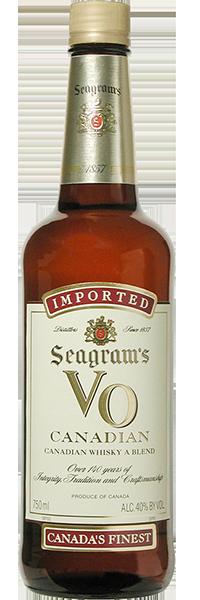 Seagram's VO 40°