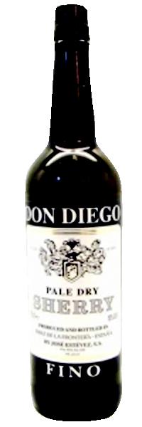 Sherry Don Diego 15°