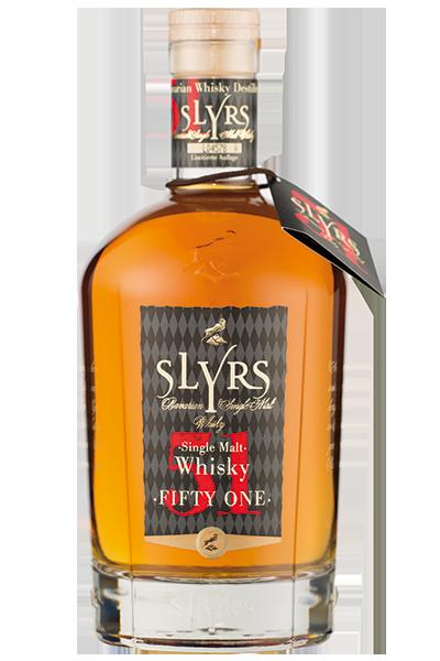 Slyrs Fifty One Single Malt 51°