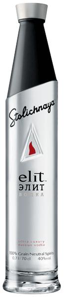 Stolichnaya Elit Vodka 40°