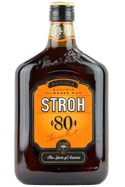 """Stroh """"80"""" Rum 80°"""