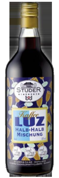 Studer Kaffee Halb-Halb Mischung 41°