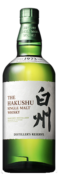 Suntory Hakushu Distillers Reserve 43°
