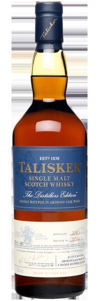 Talisker Distillers Edition 45.8°