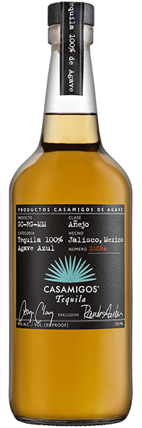 Tequila Casamigos Anejo 40°