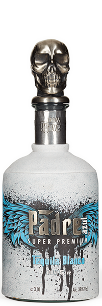 Tequila Padre Azul Blanco 38°