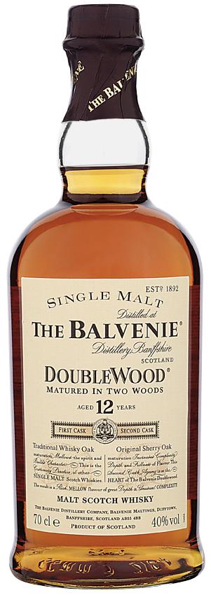 The Balvenie Double Wood 12 years 40°