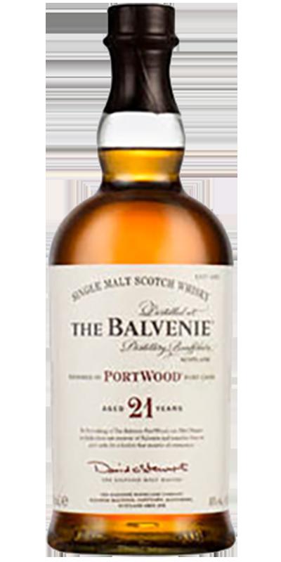 The Balvenie Portwood 21 years 40°