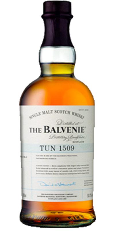 The Balvenie TUN 1509 Batch No 3 52.2°