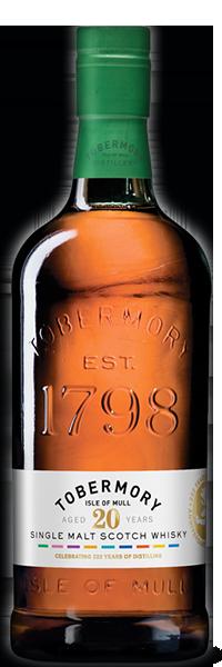 Tobermory 20 years 46.3°