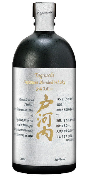 Togouchi Premium 40° Chugoku Jozo Distillery
