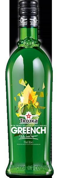 Trojka Greench Vodka 17°