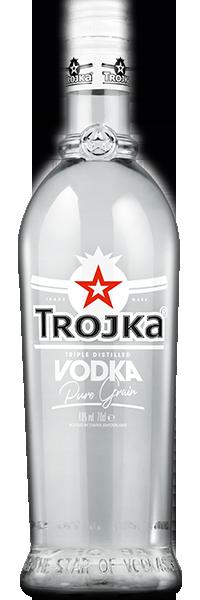 Trojka Pure Grain Vodka 40°