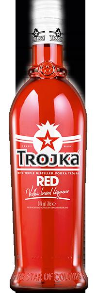 Trojka Red Vodka 24°