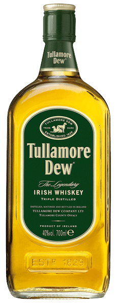 Tullamore Dew Irish Whisky 40°