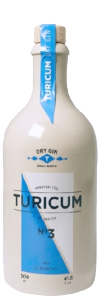 Turicum London Dry Gin 41.5°