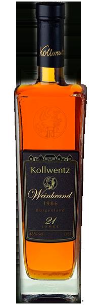 Weinbrand 1986 Anton Kollwentz 48°