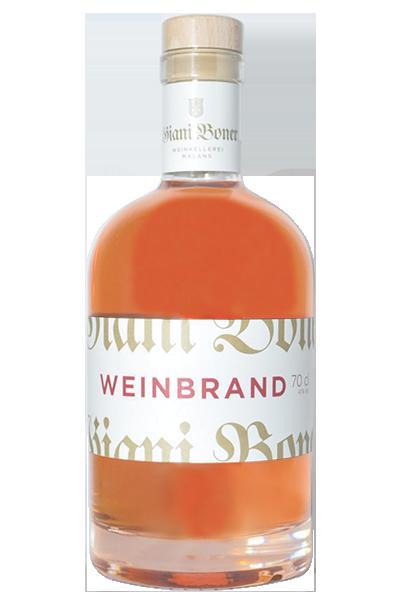Weinbrand 41° Giani Boner