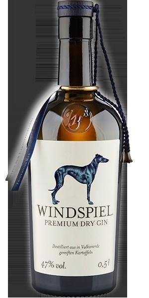 Windspiel Premiun Dry Gin 47°