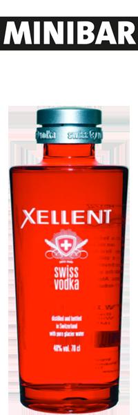 Xellent Swiss Vodka 40°