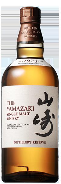 Yamazaki Distiller's Reserve 43°