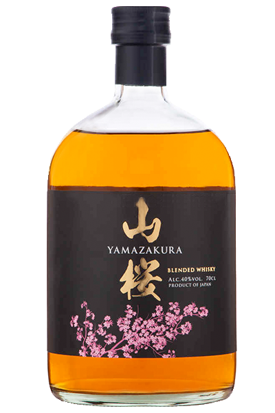 Yamazakura Blended Whiskey 40°