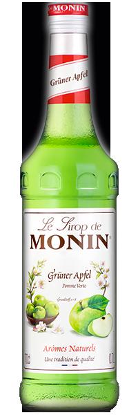 Apfel grün Sirup Monin