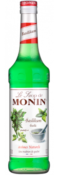 Basilikum Sirup Monin