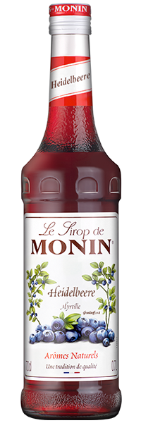 Heidelbeer Sirup Monin
