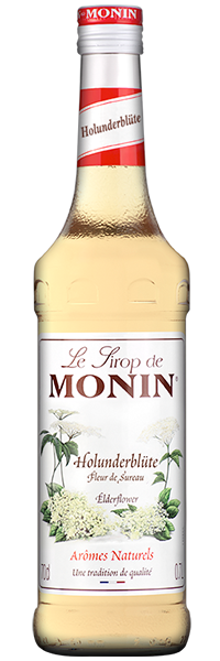 Holunder Sirup Monin