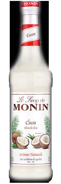 Kokosnuss Sirup Monin