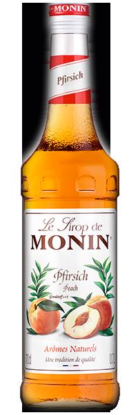 Pfirsich Sirup Monin