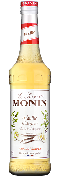 Vanille Sirup Monin