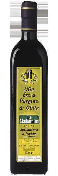 Olio Extra Vergine di Oliva, La Madonnina