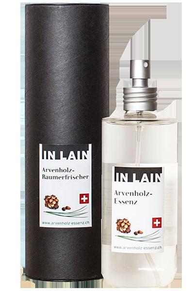 """Arvenholz-Raumerfrischer """"IN LAIN"""""""