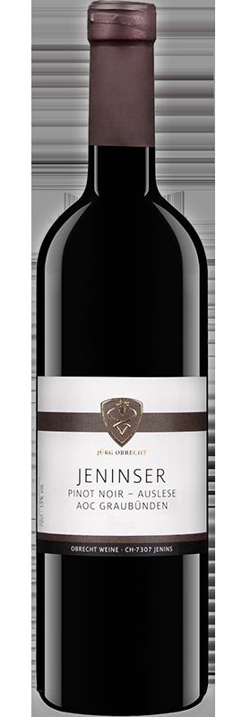 Jeninser Pinot Noir Auslese 2019 Jürg Obrecht