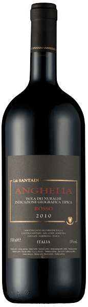 Anghelia Rosso 2019 Santadi