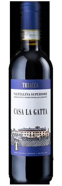 Casa La Gatta 2017 Triacca